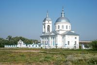 Церковь Казанской иконы Божией Матери. Старое Чурилино. 2014