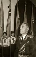 Фото. Герой Советского Союза Сафиуллин Г.Б. 1960-е