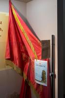 Знамя. СССР. Середина ХХ. Ткань