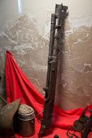 Корпус пулемета  Дегтярева. СССР. 1940-е. Металл