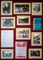 Стенд Литературно-музейного объединения «Заказанье», посвященный Баширову Г.Б. 2014