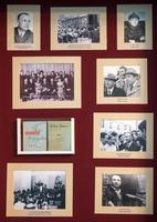Фрагмент экспозиции Литературно-музейного объединения «Заказанье», посвященный Сибгату Хакиму. 2014