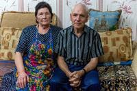 Супруги Лизуновы
