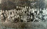 Фото. Сотрудники эвакогоспиталя № 3656. 1944