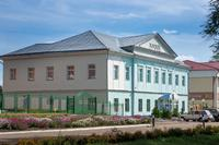 Здание Буинского краеведческого музея. 2014