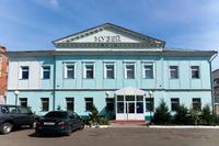 Вход в здание Буинского краеведческого музея.2014
