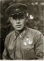 Фото. Герой Советского Союза - Самочкин А.В. 1942