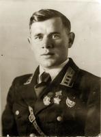 Фото.Герой Советского Союза - Самочкин А.В. 1942