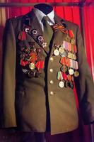 Военный китель с наградами Бабужина А.Ю. 2010-е