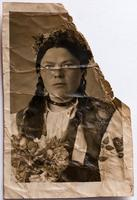 Фото. Хайруллина Б.А.-труженик тыла.1940-е