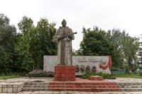 Мемориальный комплекс. д. Старое Шаймурзино. 2014
