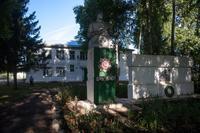 Памятник солдату. С. Большие Кайбицы