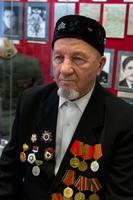 Фото. Салахов Х.С. – участник Великой Отечественной войны. 2014