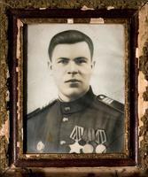 Фото.Ерунов А.Н. 1940-е