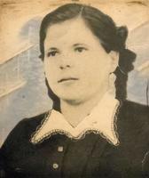 Фото. Ерунова Е. Н.1940-е