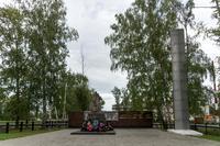 Мемориальный комплекс «Вечная память землякам, погибшим в годы Великой Отечественной войны»