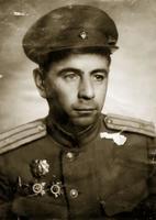 Фото. Валеев Х.В. – участник Великой Отечественной войны. 1940-е