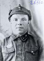 Фото. Корноухов Кузьма Васильевич. 1940-е