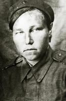 Фото. Участник Великой Отечественной войны Андронова Е.М. 1940-е