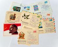 Письма, адресованные Андроновой Е.М.  1960-е-1970-е