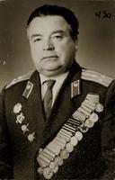 Фото. Герой Советского Союза Максимов И.Т. 1940-е