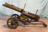 Пулемёт «Максим». СССР. 1940-е. Металл