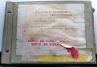 Памятный альбом о встрече ветеранов 10-го Днепровского ордена Суворова танкового корпуса. 1970-е