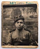 Фото. Набиуллин Г.Ш. 1944