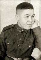 Фото. Набиуллин Г.Ш. 1944-1946