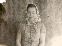 Фото.  Шишмагаева А.А. 1940-е