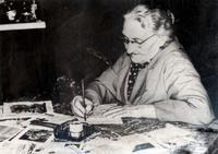 Фото. Бабушка Олега Кошевого. 1970-е