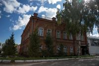Здание МБУ «Музей истории Тетюшского края». 2014