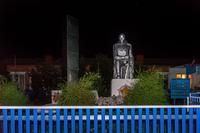 Памятник солдату. с. Большие Кокузы. Апастовский муниципальный район. 2014
