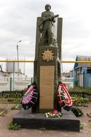 Памятник воинам Великой Отечественной войны (1941-1945), Заинск