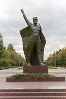 Памятник солдату. Аллея героев, г. Заинск