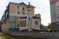 Памятник Мусе Джалилю на пересечении ул. Мусы Джалиля и Ленина