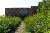 Дом культуры в с. Нижний Искубаш Кукморского района. 2014