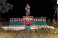 Памятник солдату-защитнику, 2014 г., с. Старый  Иштеряк