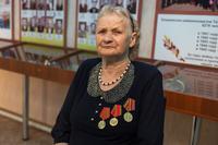 Богатова Елизавета Васильевна (1927 г.р.)