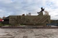 Мемориальный комплекс «Все для фронта, все для Победы», с. Танайка, Елабужский р-он