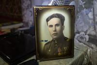 Фото. Тютеев С.Ф. (1925 г.р.) - участник Великой Отечественной войны. 1941-1945 годы