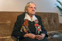 Фото. Телешева Нина Александровна (1922) - участница Великой Отечественной войны. 2014