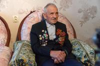 Фото. Тимерясов Алексей Мурзич (1923) - участник Великой Отечественной войны. 2014