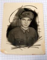 Фото. Тимерясов Алексей Мурзич (1923) - участник Великой Отечественной войны. 1940-е годы