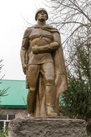 Мемориальный комплекс. д. Старое Тимошкино. 2014