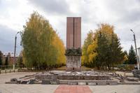 Мемориальный комплекс . Бавлы