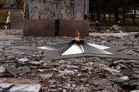 Вечный огонь (реконструкция Мемориального комплекса в Бавлах)