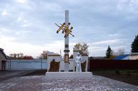 Мемориал «Летят журавли», с. Шугурово Лениногорский р-он, РТ