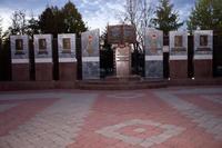 Мемориальный комплекс возле школы с. Старое Шугурово