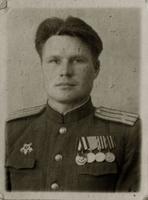 Фото. Репин Я.Ф. (1916-1964) - генерал-лейтенант, участник Великой Отечественной войны. 1950-е